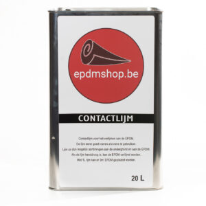 Contactlijm EPDM 20L
