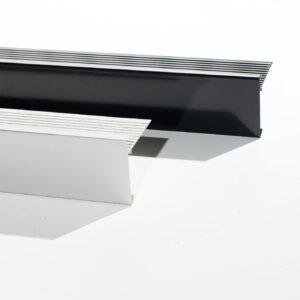 Dakranden Aluminium Geanodiseerd (2m50/stuk)