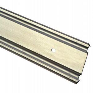 Muurprofiel Aluminium (2,50m / Stuk)